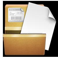 Bestanden uitpakken Mac